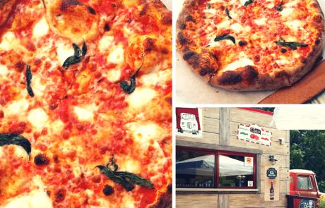 פיצה טראק – גבינה ובצק באווירה קיבוצניקית