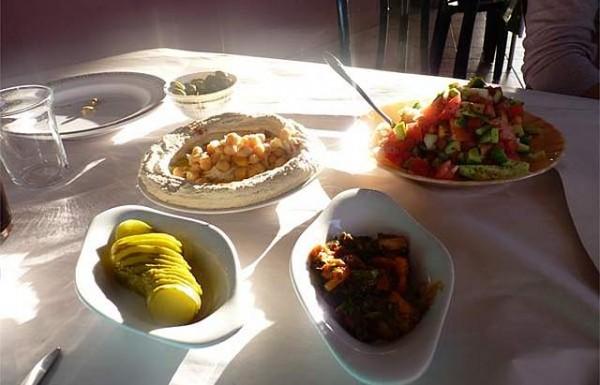 """מסעדת """"לב הכפר""""- קונצ'רטו לסמבוסק וחליל צד"""